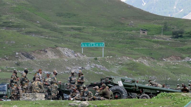 चीनद्धारा नियन्त्रित १० भारतीय सैनिक हिजो रिहा