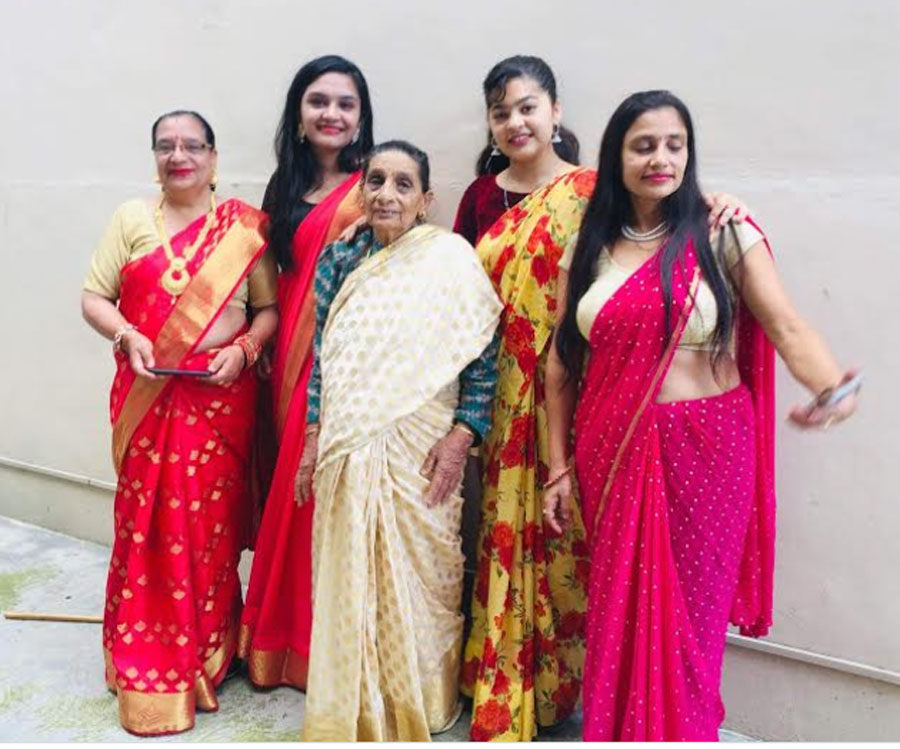 What about Teej Celebration with Dance and Songs