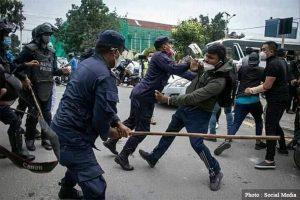 पत्रकारमाथि दुर्वुवहारको नेपाल पत्रकार महासंघद्धारा भत्र्सना