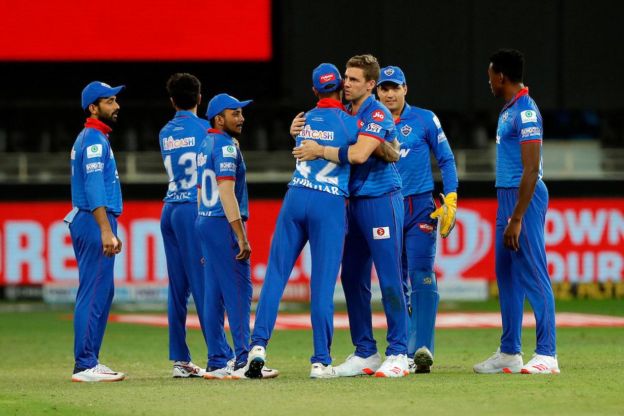 दिल्ली क्यापिटल्सले राजस्थान रोयल्सलाई १३ रनले हरायो