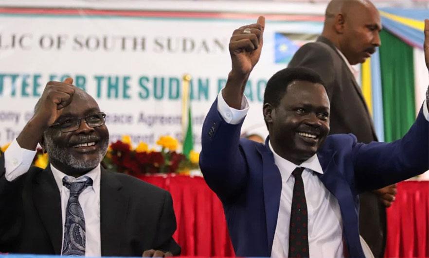 सुडानमा सरकार र विद्रोहीबीच शान्ति सम्झौतामा हस्ताक्षर
