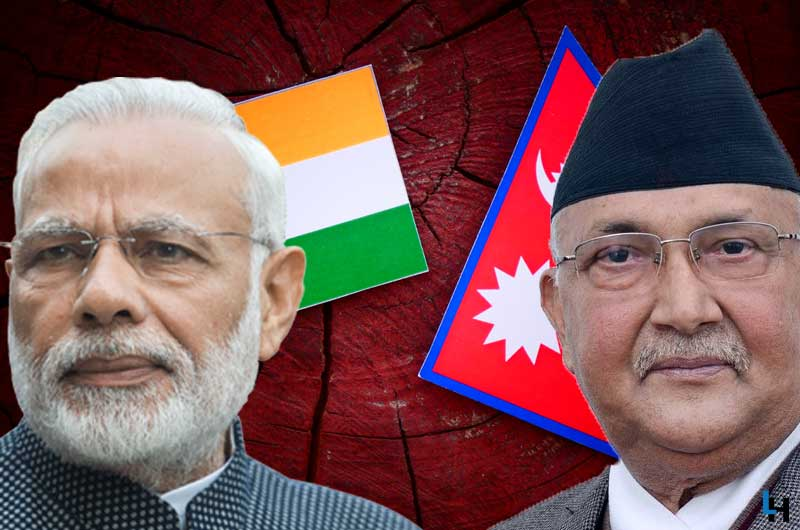 सीमा विवादका कारण चिसिएको नेपाल–भारत सम्बन्धमा सुधारको लागि भ्रमणको तयारी