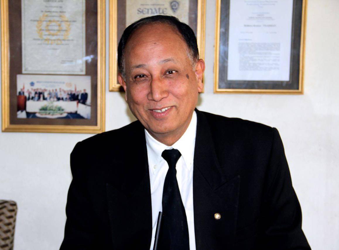 नेपाल उद्योग वाणिज्य महासंघको वरिष्ठ उपाध्यक्ष पदका लागि उम्मेदवारी घोषणा