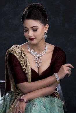 चर्चित अभिनेत्री साम्राज्ञी राज्यलक्ष्मी शाहको आज २५ औं जन्मदिन