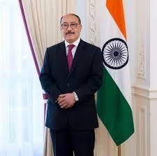 भारतीय विदेश सचिव श्रृंगला हर्षवर्द्धन दुई दिने भ्रमणका केही बेरमा काठमाण्डौ आउँदै