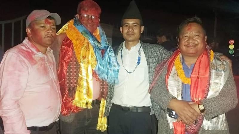 नेपाल पत्रकार महासंघ काठमाण्डौ शाखामा सूर्य सुवेदीको प्यानलै बिजयी