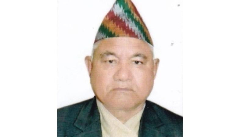 एमाले लुम्बिनी प्रदेशसभा सदस्य अमरबहादुर डांगी क्षेत्रीले दिए राजीनामा