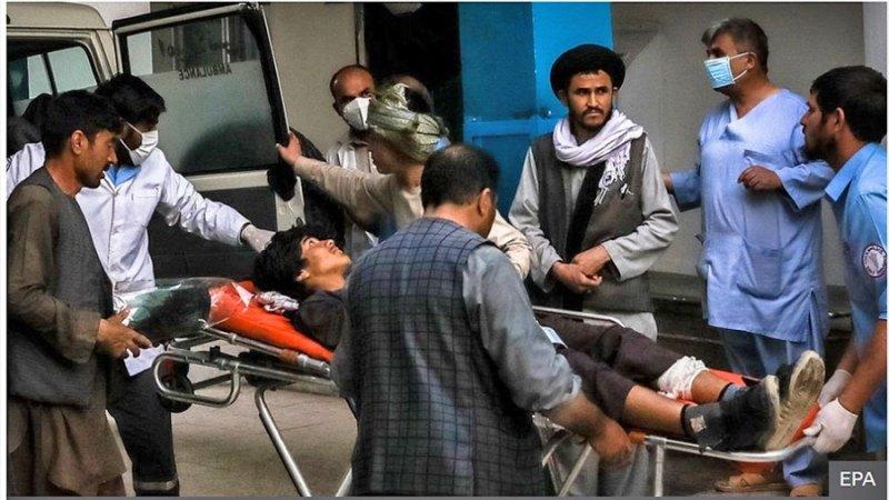 अफगानिस्तानको राजधानी काबुलको एक विद्यालय परिसर बाहिर भएको विष्फोटमा ३० जनाको मृत्यु