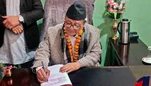राष्ट्रपति विद्यादेवी भण्डारीद्धारा गण्डकी र सुदूरपश्चिम प्रदेशका प्रदेश प्रमुखलाई पदमुक्त