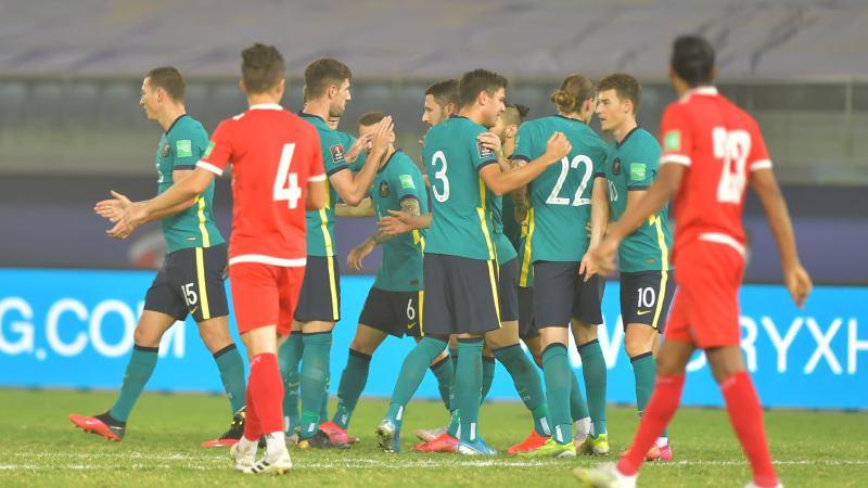 अस्ट्रेलिया फिफा विश्वकप २०२२ कतारअन्तर्गत एसिया छनोटको तेस्रो चरणमा प्रवेश