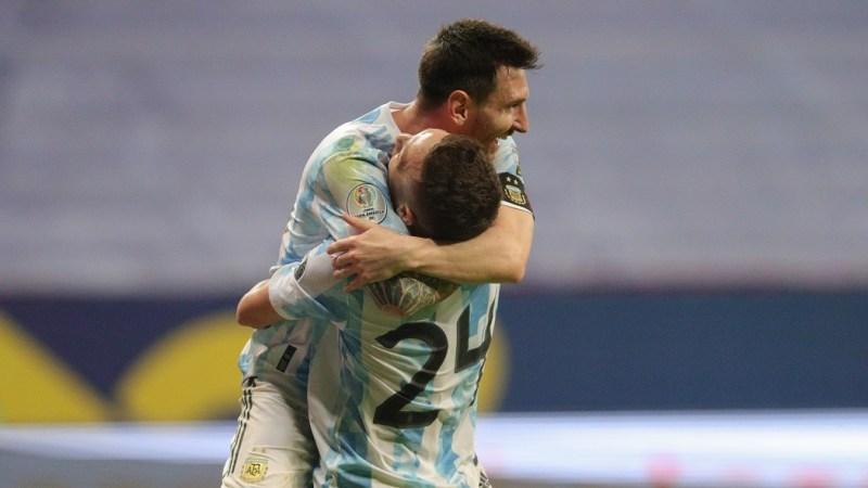 अर्जेन्टिनाले पाराग्वेलाई १-० गोलले पराजित