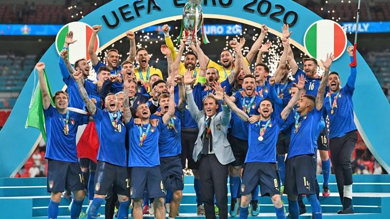 युरोकप २०२० को उपाधि इटली पोल्टामा