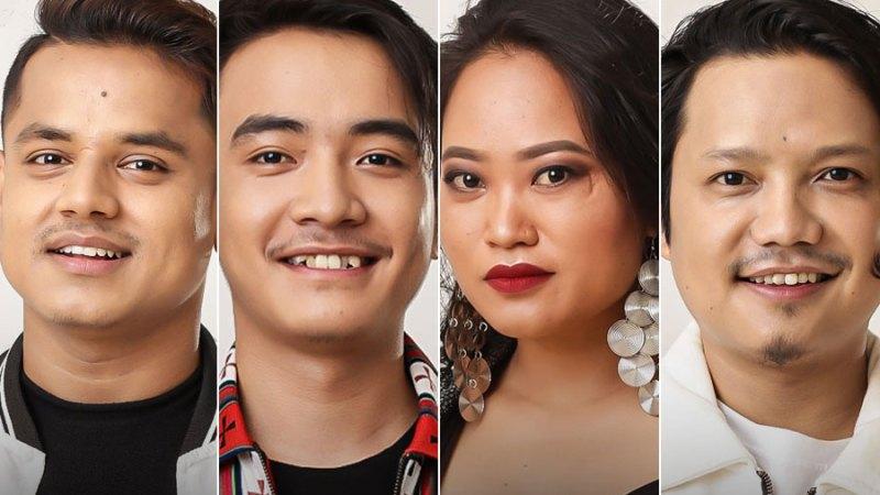 द भ्वाइस अफ नेपाल सिजन ३ का चार उत्कृष्ट प्रतिभाहरु छानिए