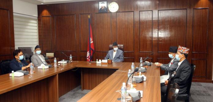 लुम्बिनी प्रदेशको प्रदेश प्रमुखमा अमिक शेरचन र गण्डकी प्रदेशमा पृथ्वीमान गुरुङलाई नियुक्तिका लागि राष्ट्रपतिसमक्ष सिफारिस