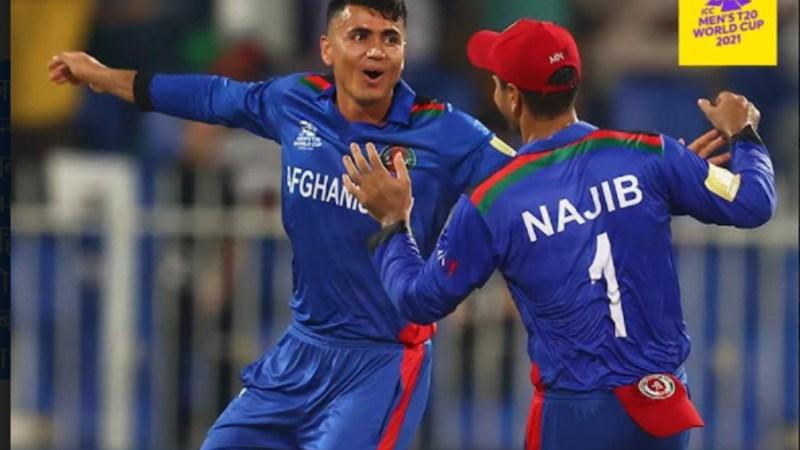 स्पिनरद्वय मुजिब उर रहेमान र राशिद खानले घातक बलिङ गरेपछि अफगानिस्तानले आईसीसी टी-२० विश्वकप क्रिकेटमा विजयी सुरुआत