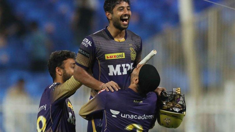 दिल्ली क्यापिटल्सलाई हराउँदै कोलकाता नाइटराइडर्स फाइनलमा