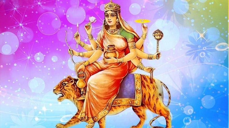 दशैंको चौथो दिन आज कुष्माण्डा देवीको पूजा गरिँदै