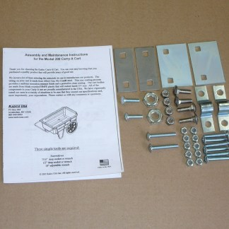 200-092-1 Hardware pack for Trail Cart