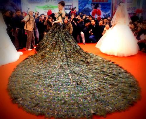 Share The Ugliest Dress You've Seen.