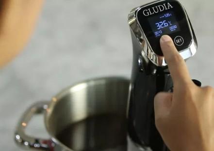 グルーディア 低温調理器 使い方
