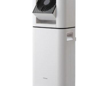 アイリスオーヤマサーキュレーター付き衣類乾燥機DDC-50の口コミ!DDD-50Eとの違いも