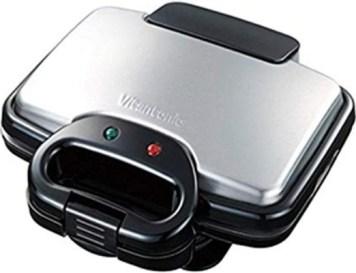 ワッフルメーカー 口コミ VWH-200-K