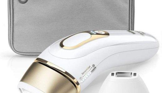 VIOにも使える?ブラウン(BRAUN)光美容器シルクエキスパートPro5 PL-5117の口コミと評価!