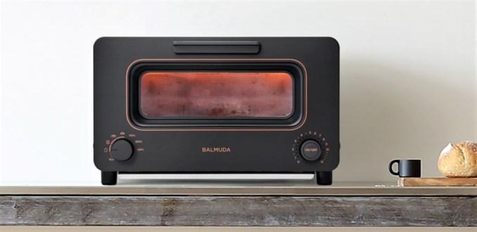 BALMUDA The Toaster K05A 口コミ