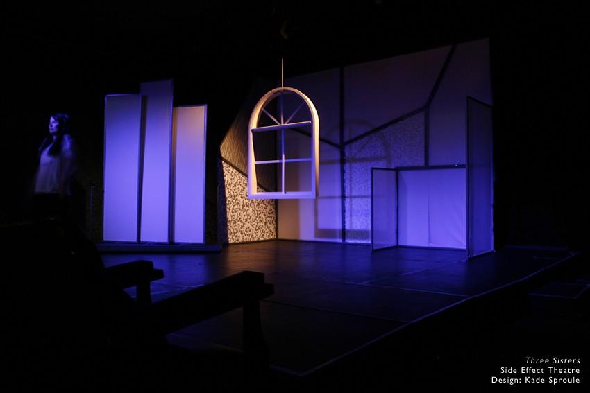 Kade Sproule Design Innovative Contemporary Theatre