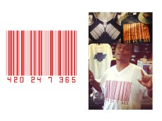 Barcode - Flight 420