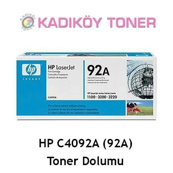 HP C4092A (92A) Laser Toner