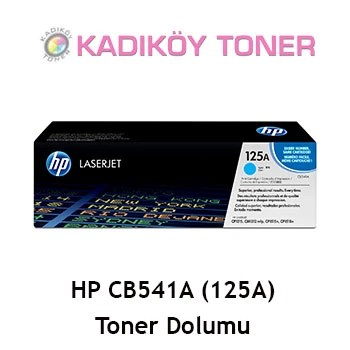 HP CB541A (125A) Laser Toner