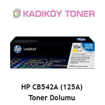 HP CB542A (125A) Laser Toner