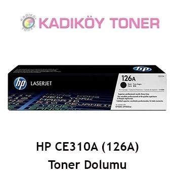 HP CE310A (126A) Laser Toner