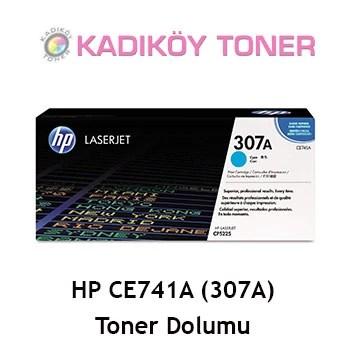 HP CE741A (307A) Laser Toner