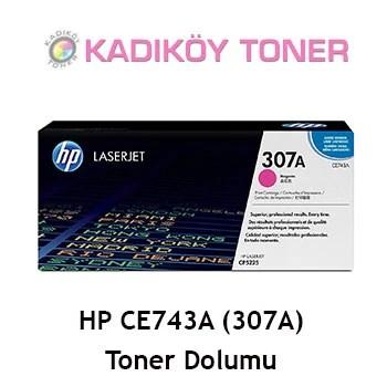 HP CE743A (307A) Laser Toner