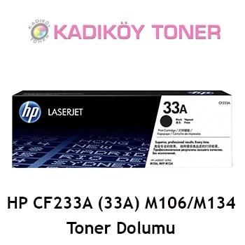 HP CF233A (33A) M106/M134 Laser Toner