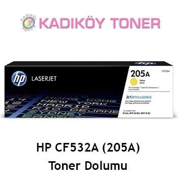 HP CF532A (205A) Laser Toner