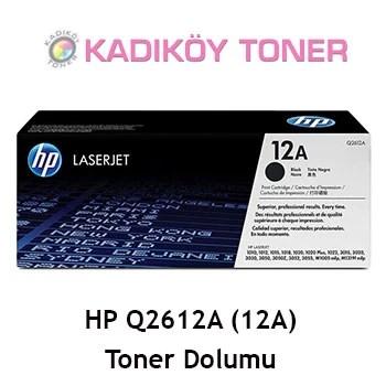 HP Q2612A (12A) Laser Toner