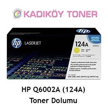 HP Q6002A (124A) Laser Toner