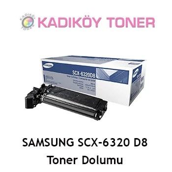 SAMSUNG SCX-6320 D8 Laser Toner