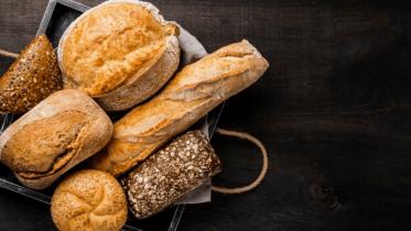 evde pratik ev yapimi ekmek