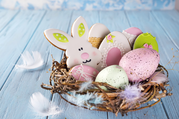 Easter Holidays 2019 and Egg decorations