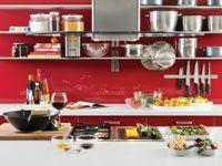 Dekorasyonda en önemli rol mutfaklarda