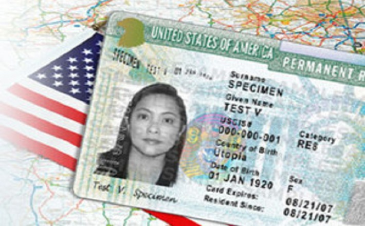 green card basvurulari