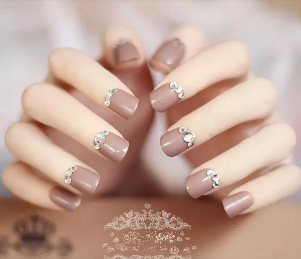 Fake-nails-False-Nail-stick-Bride-nail-Finished-manicure-Fake-nails-Patch-Club-Wedding-Party-Marjorie