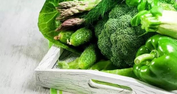 yeşil beslenme