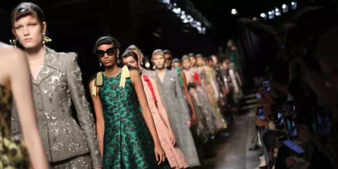 2018 Londra moda