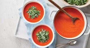 yağ yakan domates çorbası