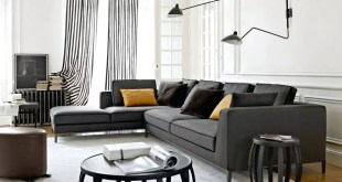dekorasyonda siyah mobilya trendi